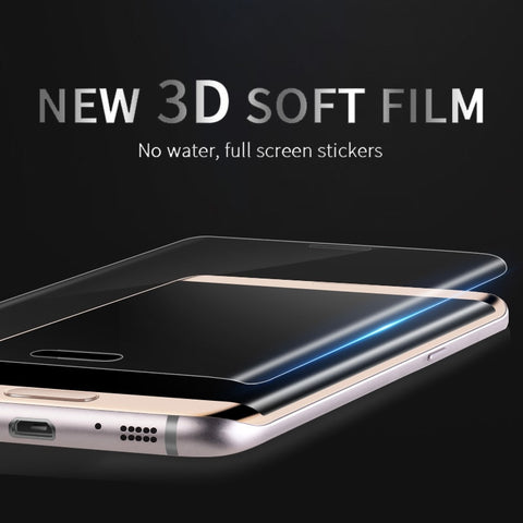 Soft Full Covered Screen Protector For Samsung Smartphone