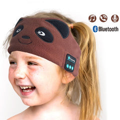 Bluetooth Kids Sleep Mask Headset
