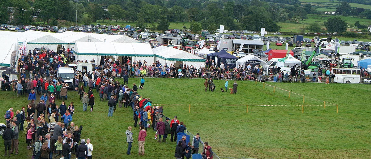NEW EVENTS - CHIPPING AGRICULTURAL SHOW - See you there!