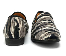 Men Camouflage Loafers
