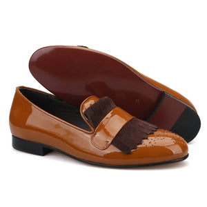 Men Leather Classic Loafers