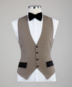 Men Suit + Vest + Pants