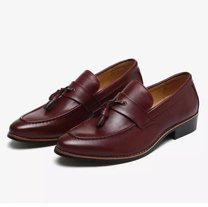 Men's Causal Brown Loafers