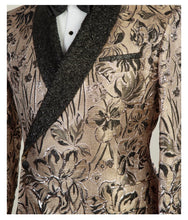 Men's Gold 2pc Tuxedo