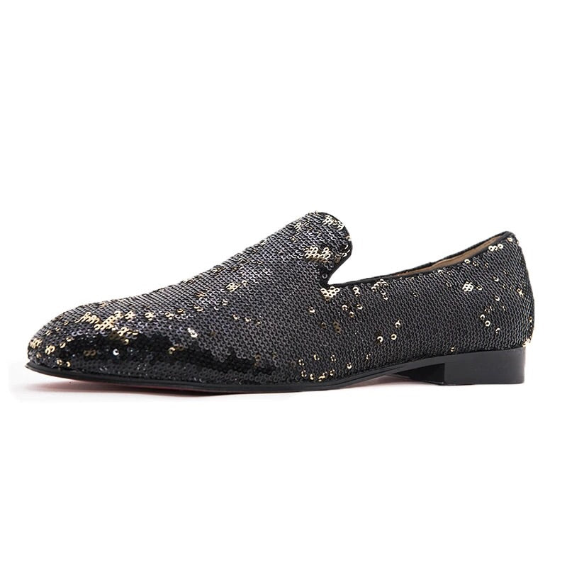 Men's Black Gold loafers