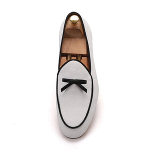 Men Tassel Handmade Loafers