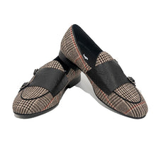 Men Double Monk Loafers
