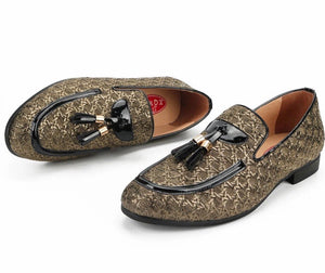 Men Leather Italian Loafers