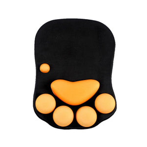 Mouse Pad Pata de Gato Anti-Stress