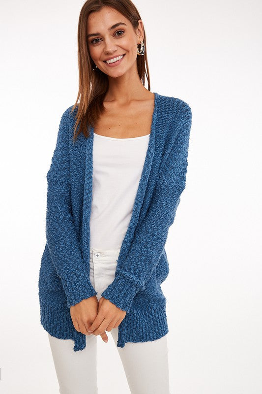 Ingrid open cardigan