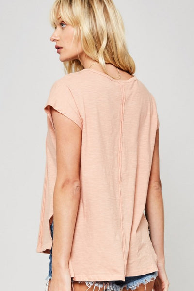 Colette Split side top
