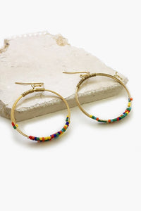 Colorful hoops