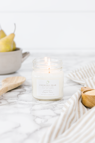 Antique Candle Co. - Clean Cotton