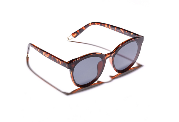 Suns Out Sunglasses - Tortoise