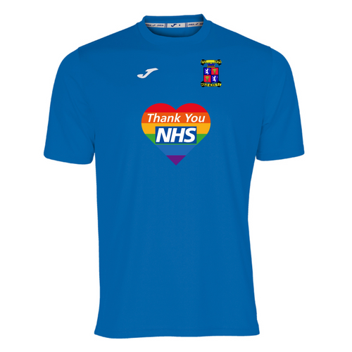 Mold Alexandra FC - Thank You NHS Shirt