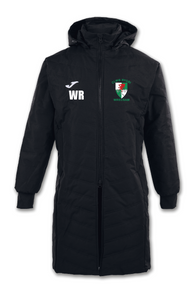 Wrexham RUFC Managers Bench Jacket