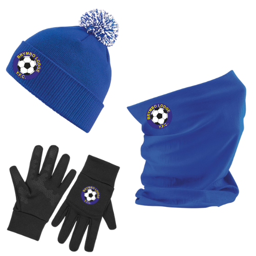 Brymbo Lodge FC -   Adult Winter Training  Bundle Pack