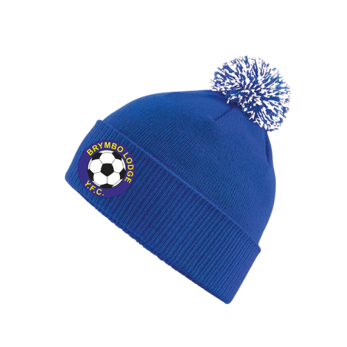 Brymbo Lodge YFC - Supporters Winter Hat