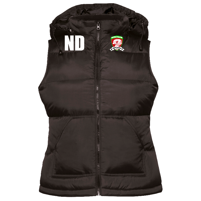 North Dragons Coach Gilet