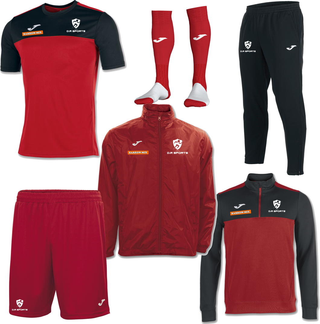 DR Sports - Adult Full Football Kit Pack