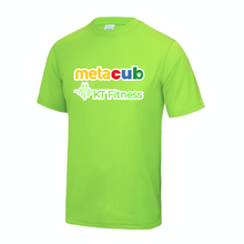 KT Fitness Metacub Performance T-Shirt