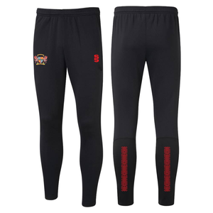 Gwersyllt Park Cricket Club - Performance Skinny Tracksuit Bottoms