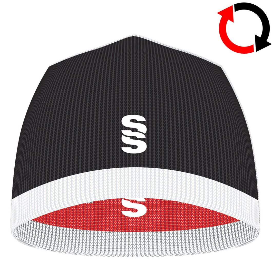 Gwersyllt Park Cricket Club - Reversible Beanie Hat