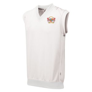 Gwersyllt Park Cricket Club - Cricket Jumper Short Sleeved
