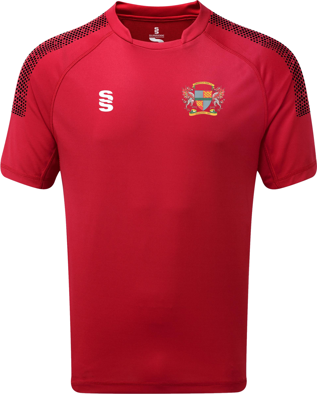 Gwersyllt Park Cricket Club - Dual Stand Collar Shirt