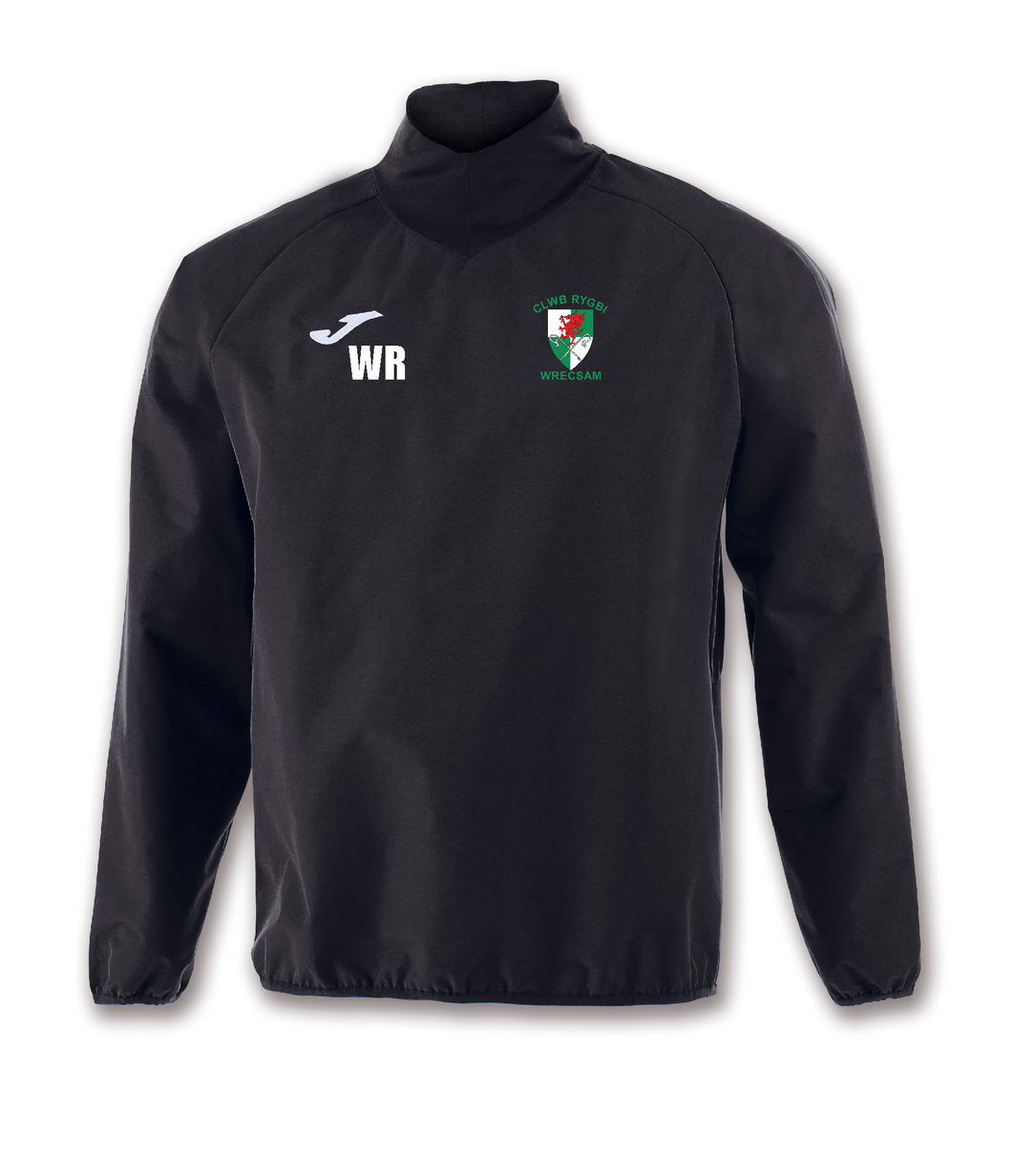 Wrexham RUFC Heavyweight Waterproof Training Top
