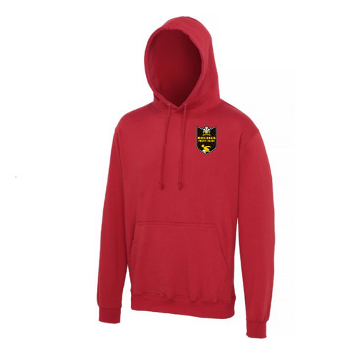 North Wales Crusaders Wheelchair Rugby League Hoodie