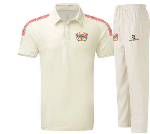 Gwersyllt Park Cricket Club - Short Sleeved Whites Pack
