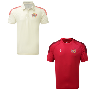 Gwersyllt Park Cricket Club - Junior Shirt Pack
