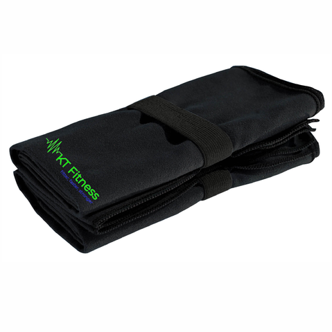 KT Fitness Microfibre quick-dry fitness towel