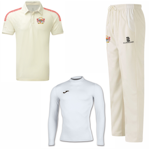 Gwersyllt Park Cricket Club - Junior Whites Pack