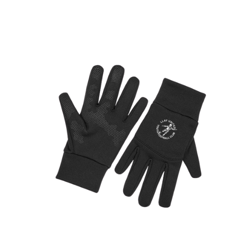 Llay United - Winter Training Gloves