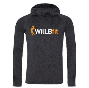 WilLBFit Cool Cowl Neck Hoodie