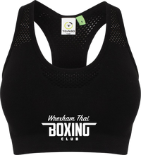 Wrexham Thai Boxing Women's Seamless Sports Bra