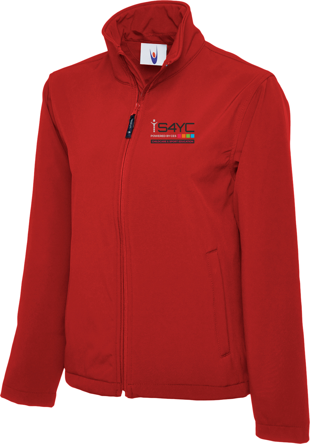 S4YC Female Staff Softshell Jacket