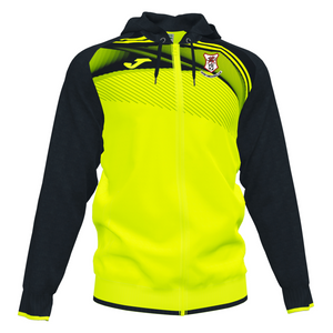 Saltney Town Hooded Training Top (Seniors)