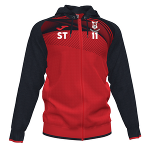Saltney Town Hooded Training Top (Juniors)
