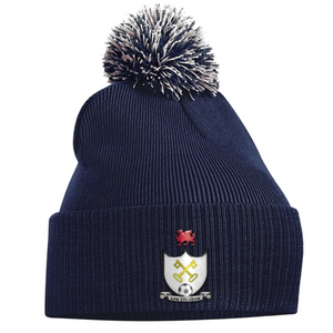 CPD Sychdyn - Supporters Winter Hat - Navy Blue