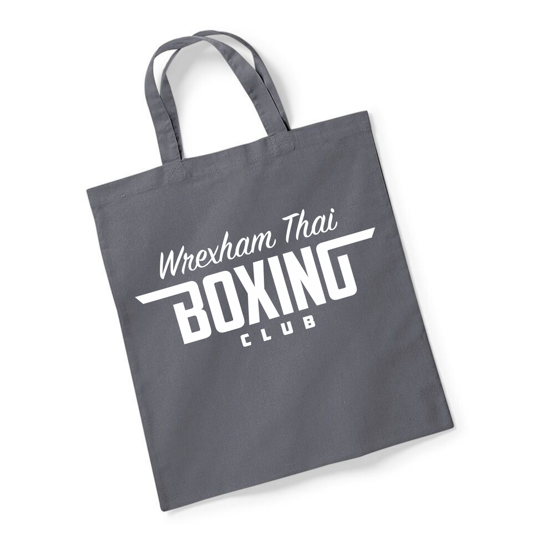 Wrexham Thai Boxing Shopping Bag