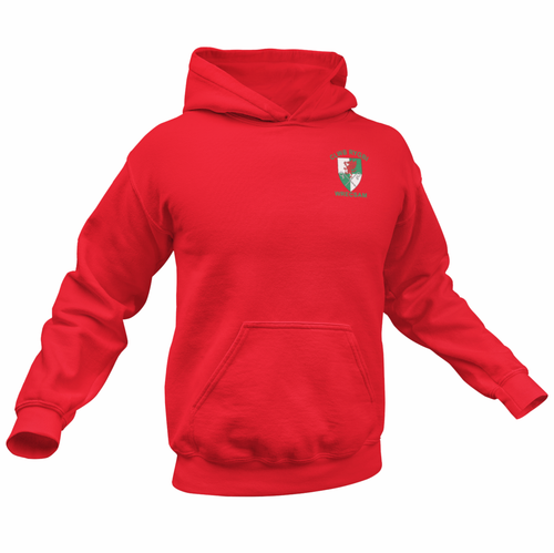 Wrexham Rugby Club - Tour Hoodie 2020