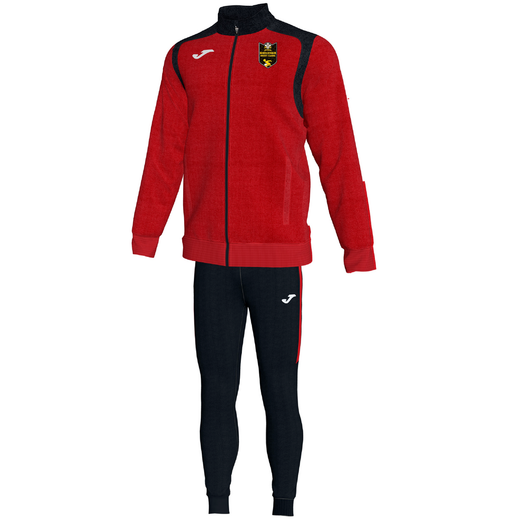North Wales Crusaders Wheelchair Rugby League Tracksuit