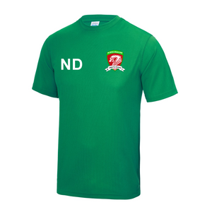 North Dragons Adult Technical Training Tee