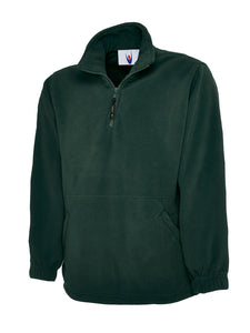 Premium 1/4 Zip Micro Fleece Jacket
