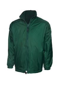 Premium Reversible Fleece Jacket