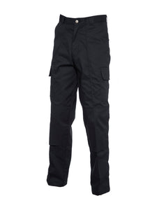 Cargo Trouser with Knee Pad Pockets Long<!--Long-->