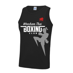 Wrexham Thai Boxing Performance Vest